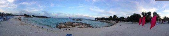 Grand Sirenis Riviera Maya Resort & Spa : The beach :)