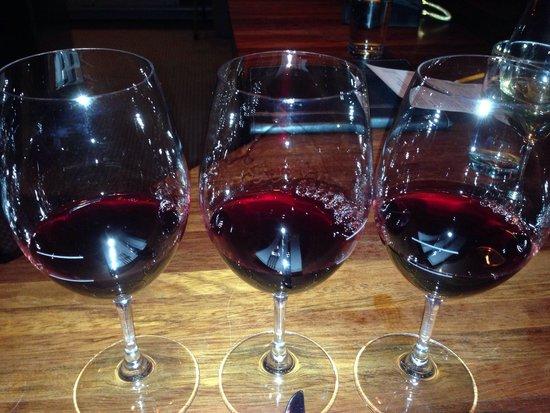 Pullman Wine Bar: 3 for 3. Enjoy