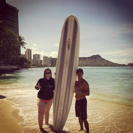 Gone Surfing Hawaii: Great Surf Lesson with Brad