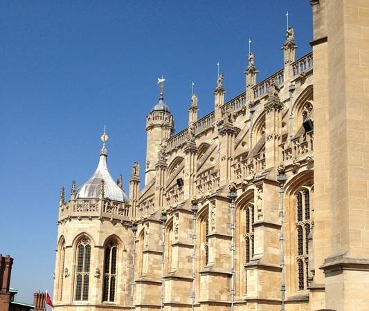 London Tours by Taxi: A wonderful day at Windsor Castle.