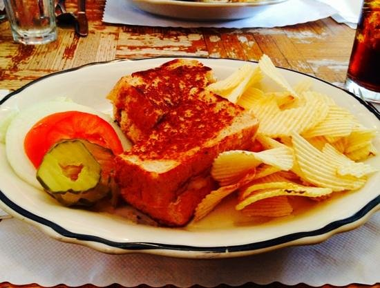 Otis Cafe: Grilled cheese