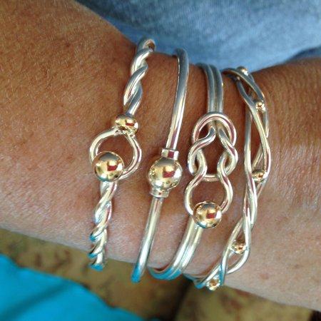 Eden Hand Arts: My Eden Bracelets!