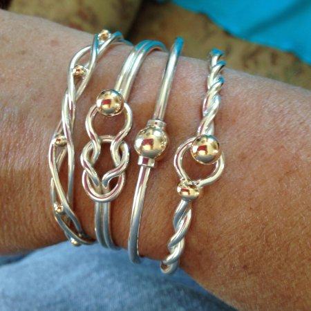 Dennis, MA: My Eden Bracelets!