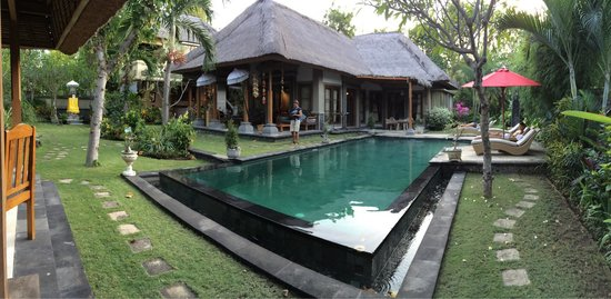 Taman Sari Bali Resort & Spa : Villa rathi
