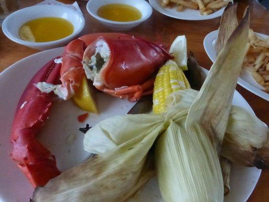The Upper Deck: lobstah