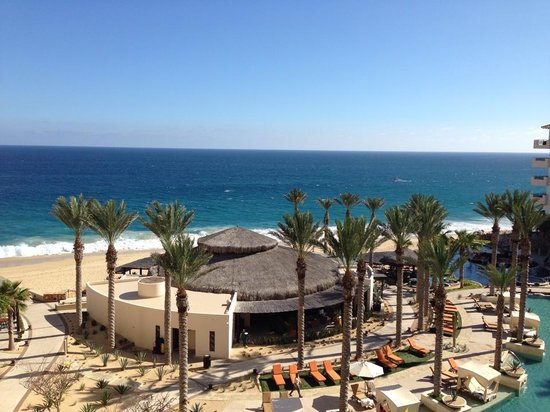 Grand Solmar Land's End Resort & Spa : View from our balcony