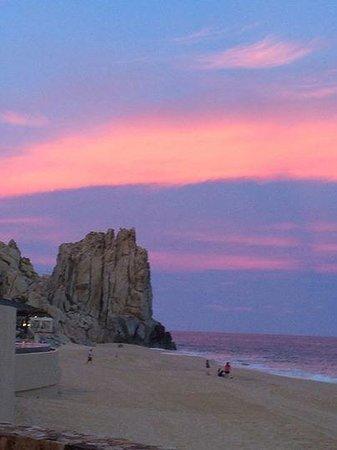 Grand Solmar Land's End Resort & Spa: Sunset from La Roca (restaurant)