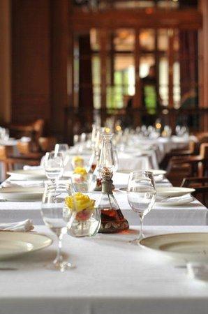 Restaurant La Quintessence