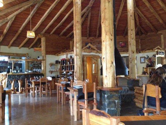 Restaurant La Fleur de Sel: Lindo local, muy acogedor.