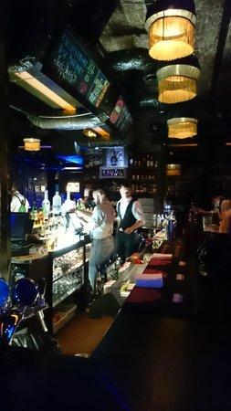 Mumiy Troll Music Bar: Бар