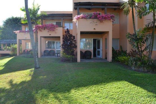 Sheraton Fiji Resort : Our room