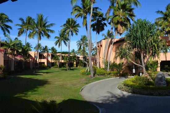 Sheraton Fiji Resort : Hotel grounds