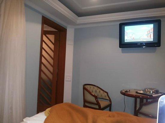 Gran Chevalier Hotel : Quarto