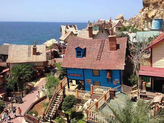 Popeye Village Malta: Wow