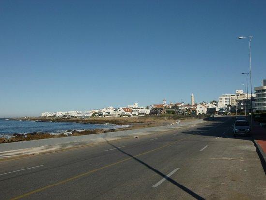 Playa Brava: La Brava en invierno.