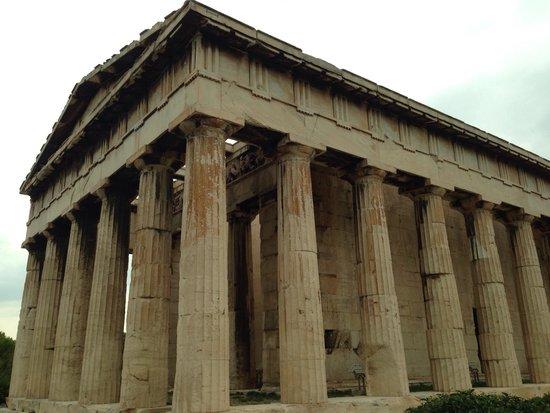 Temple of Hephaestus: Храм Гефеста