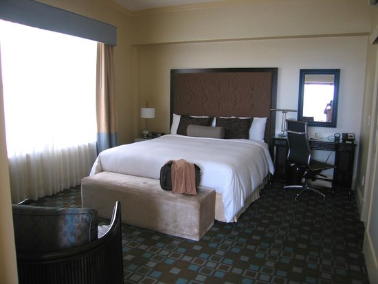 Hotel Shattuck Plaza : Bedroom
