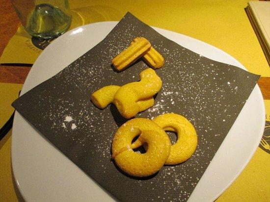 Ristoteca Oniga : ベネチアのクッキー