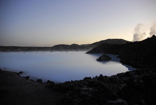 Blue Lagoon Iceland: entrance Blue Lagoon
