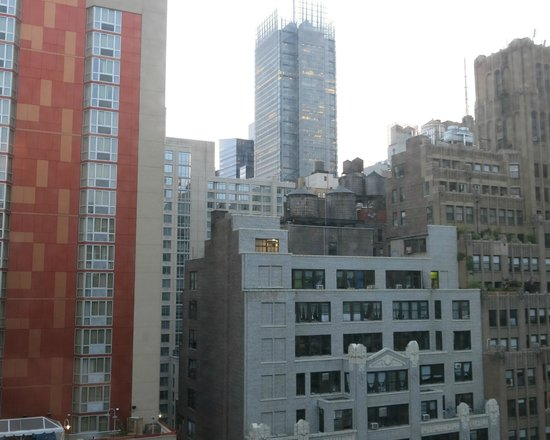 TRYP New York City Times Square South : View from the room