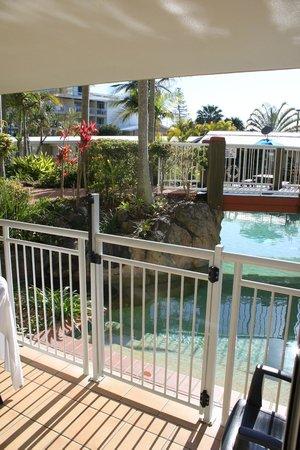 Breakfree Alexandra Beach Premier Resort : Resort grounds
