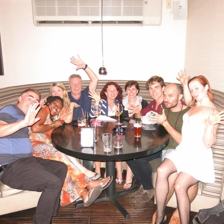 Glass House Tavern : The Cast of Pippin