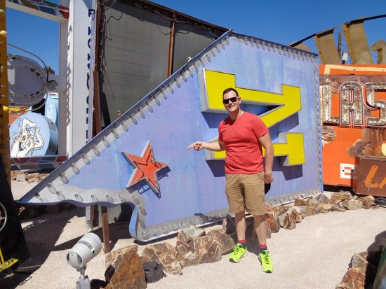 The Neon Museum: neon boneyard