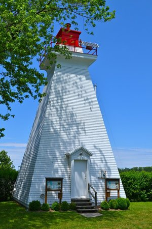 Niagara River Range Lighthouses