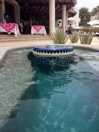 Las Ventanas al Paraiso, A Rosewood Resort: si pranza anche cosi'