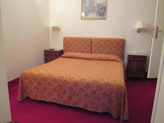 Hotel Agli Alboretti: ベッドルーム