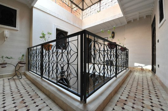 Riad Casa Sophia : Public area