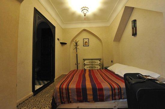Riad Casa Sophia : Room where we stayed.