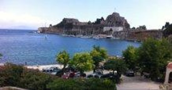 Bella Venezia Hotel: Corfu Old Town