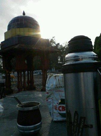 Bundelkhand Riverside: Azotea