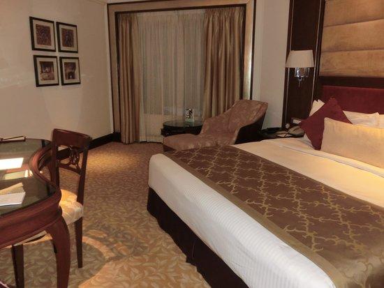 Shangri-La's Eros Hotel: Room
