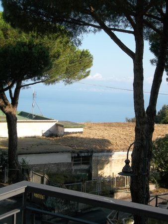 Hotel O Sole Mio : View from the room