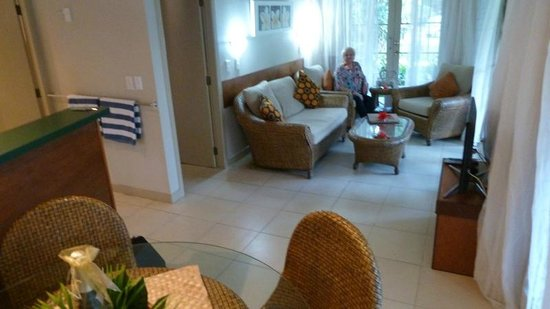 Muri Beachcomber: Spacious, comfortable, cool ....