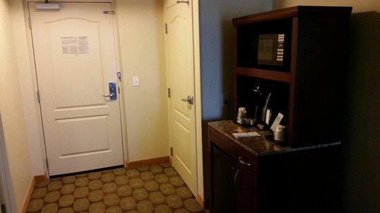 Hilton Garden Inn Lake Buena Vista/Orlando: Entry of King Evolution Suite.