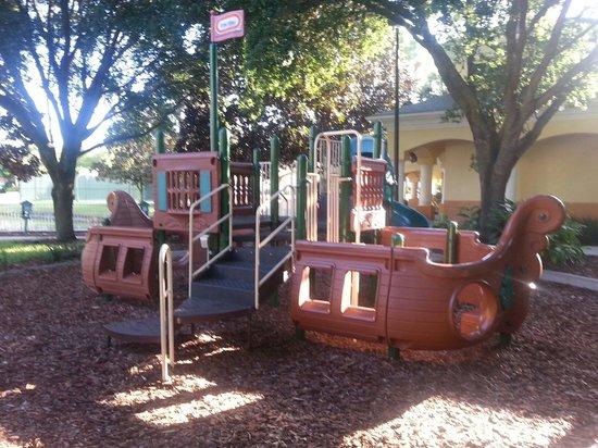Sheraton Vistana Resort - Lake Buena Vista : Playground