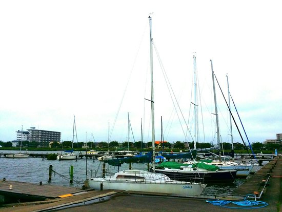 Kasumigaura Yacht Harbor