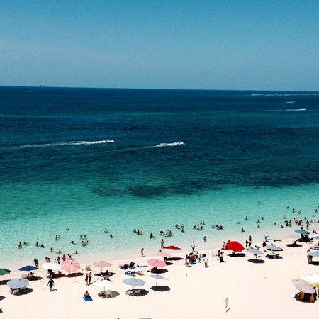 Hotel Riu Palace Paradise Island: ocean