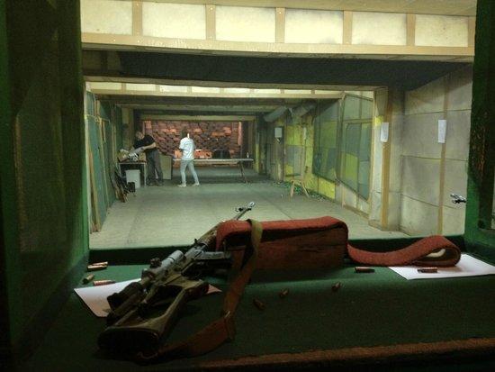 Celeritas Shooting Club: Range