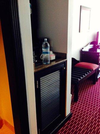 Hotel Riu Palace Paradise Island: minibar