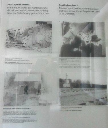 KZ-Gedenkstätte Dachau: Death chamber.