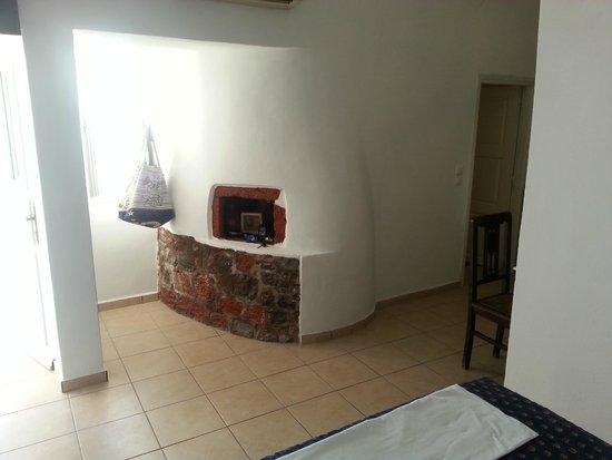 Loucas Hotel: Room 45