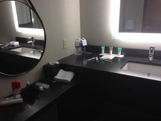 Hyatt Regency Minneapolis: nice vanity