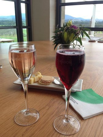 Vinetrekker Wine and Food Tours: Domaine Chandon