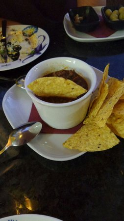 Wapa Tapa : Chili cin carne