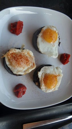 Wapa Tapa : Black pudding