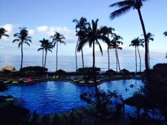 Hyatt Regency Maui Resort and Spa: Ahi Tuna Salad from Umalu